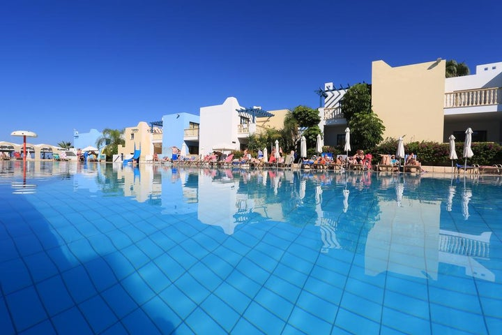 Eleni Holiday Village in Paphos, Cyprus