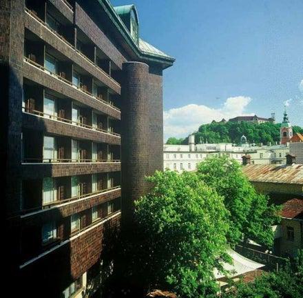Grand Hotel Union Business in Ljubljana, Slovenia