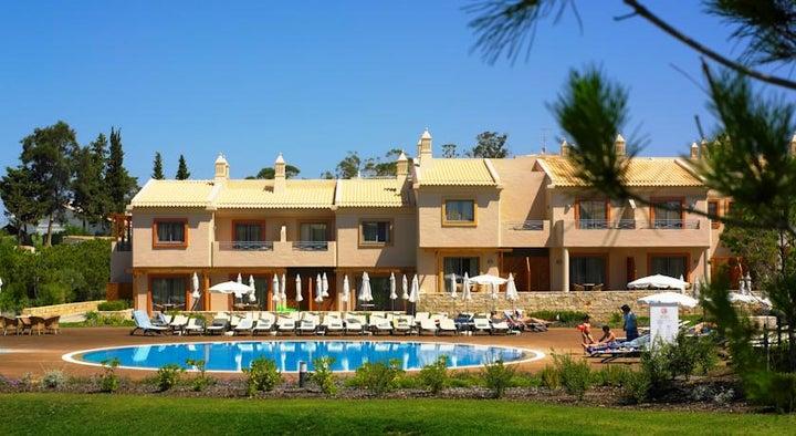 Grande Real Santa Eulalia Resort in Albufeira, Algarve, Portugal
