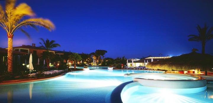 Blau Colonia Sant Jordi Resort & Spa in Colonia Sant Jordi, Majorca, Balearic Islands