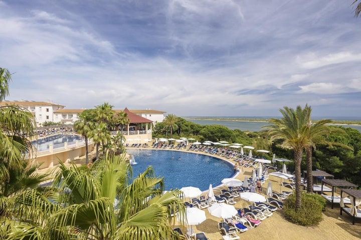 Garden Playa Natural Hotel & Spa in El Rompido, Costa de la Luz, Spain
