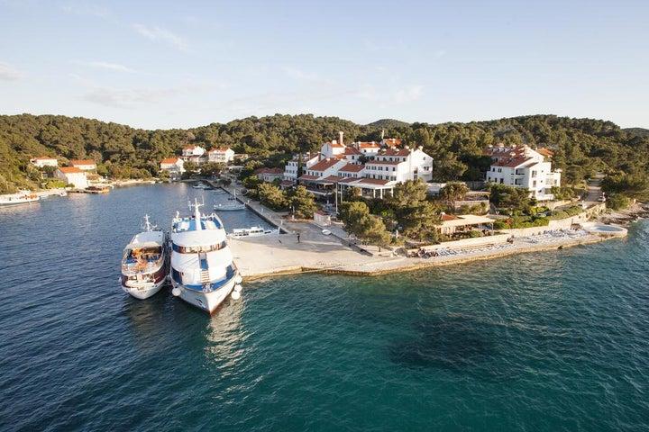 Odisej Hotel in Mljet, Dubrovnik Riviera, Croatia