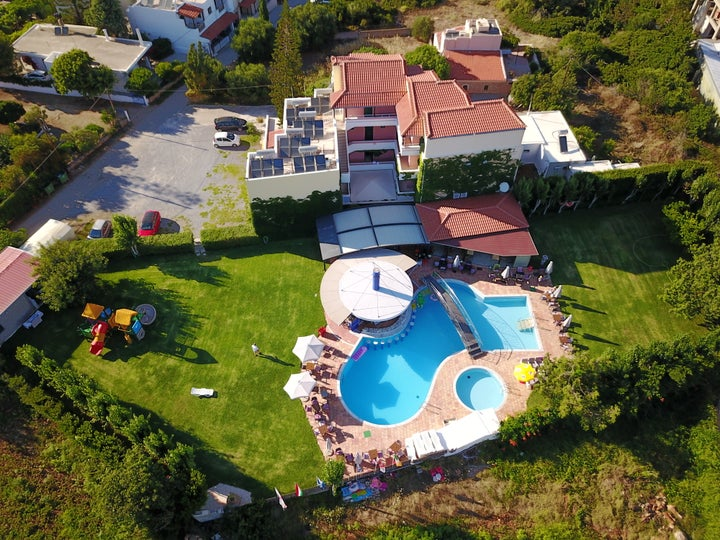 Marigianna Apartments in Sissi, Crete, Greek Islands