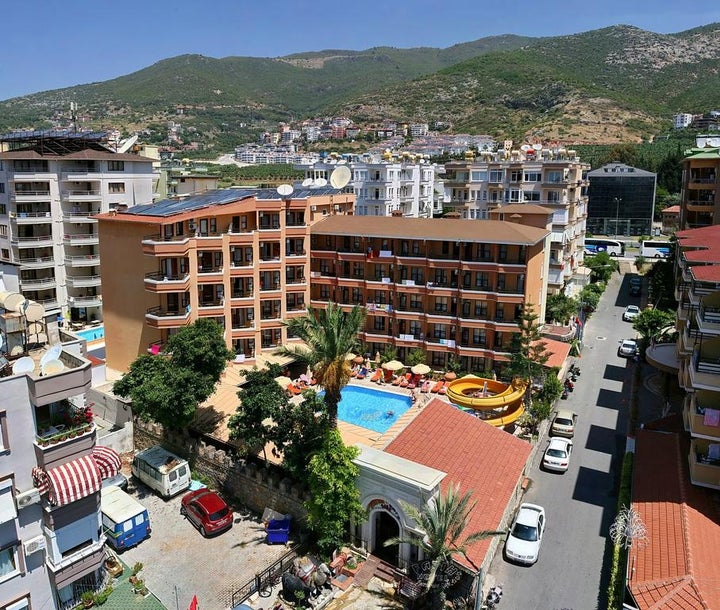 Kleopatra Fatih hotel Image 38