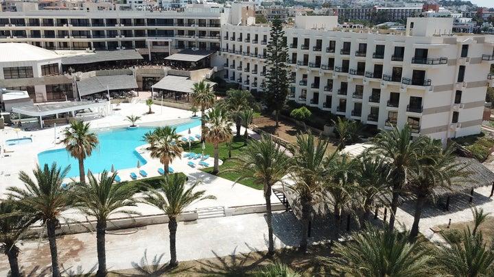 Venus Beach Hotel in Paphos, Cyprus
