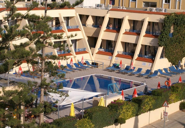 Napa Prince Hotel Apartments in Ayia Napa, Cyprus