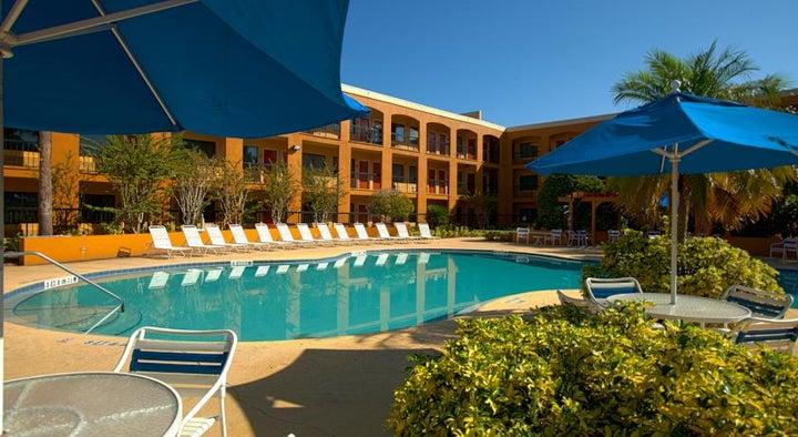 Quality Suites in Orlando, Florida, USA