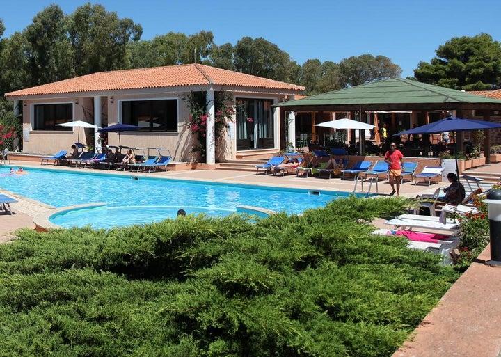 Marina Manna Hotel & Club Village in Valledoria, Sardinia, Italy
