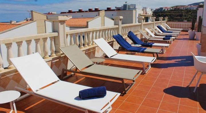 RK El Cabo in Agaete, Gran Canaria, Canary Islands