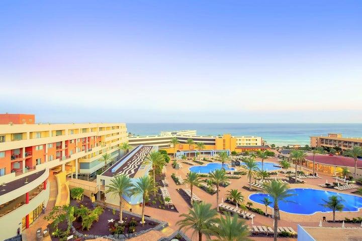 Iberostar Hotel Playa Gaviotas Park in Jandia, Fuerteventura, Canary Islands