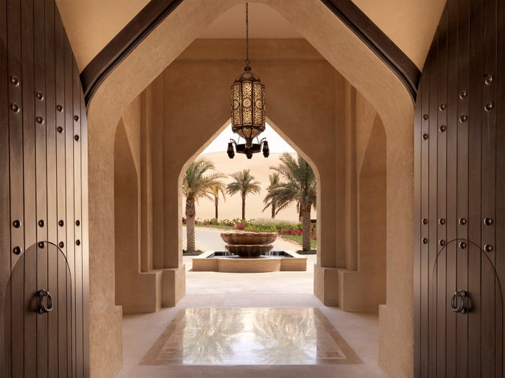Qasr Al Sarab Desert Resort by Anantara in Abu Dhabi, Abu Dhabi, United Arab Emirates