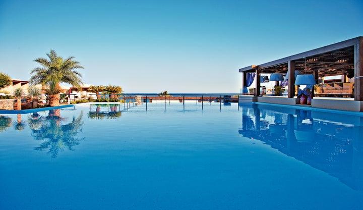 AquaGrand of Lindos Exclusive Deluxe Resort in Lindos, Rhodes, Greek Islands