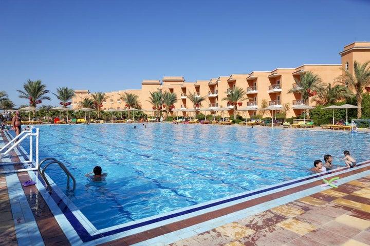 Three Corners Sunny Beach in Hurghada, Red Sea, Egypt