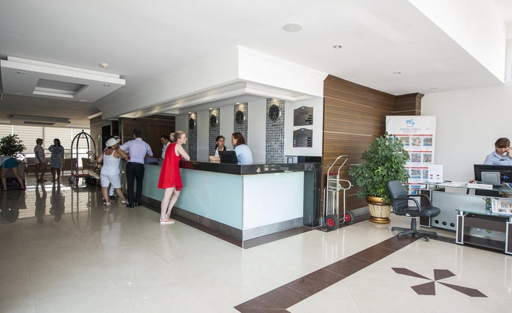 Crystal Aura Beach Resort And Spa Image 25
