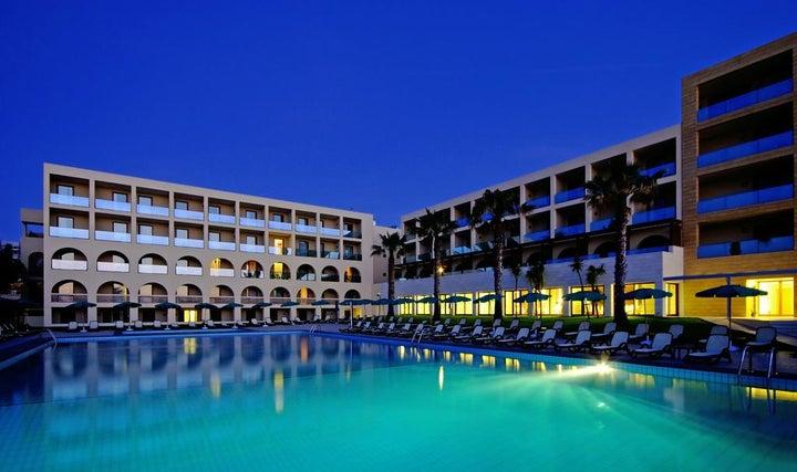 Hotel Carlos V in Alghero, Sardinia, Italy