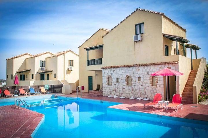 Dream Village in Hersonissos, Crete, Greek Islands