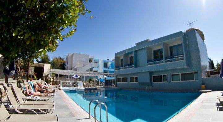 Nereus in Paphos, Cyprus