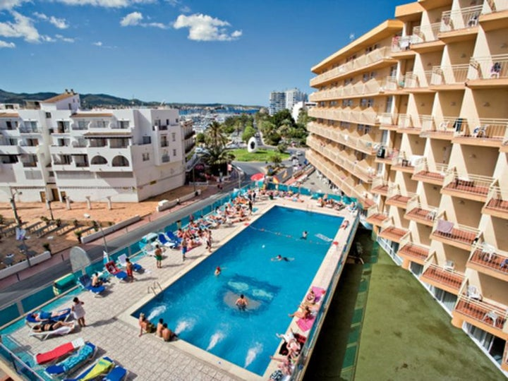 Piscis Hotel in San Antonio, Ibiza, Balearic Islands