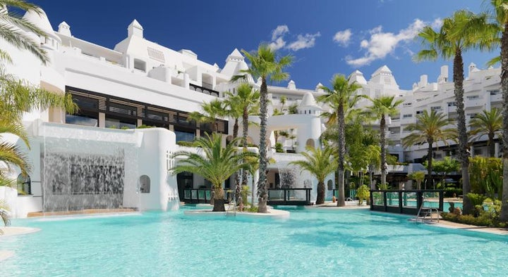 H10 Estepona Palace in Estepona, Costa del Sol, Spain