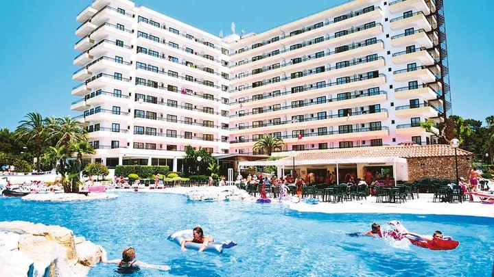 BQ Belvedere Hotel in Cala Mayor, Majorca, Balearic Islands
