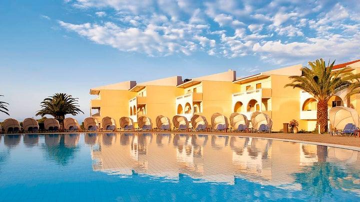Cephalonia Palace Hotel in Lixouri, Kefalonia, Greek Islands