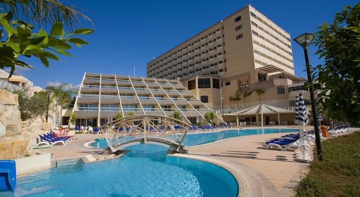 St Raphael Resort in Limassol, Cyprus
