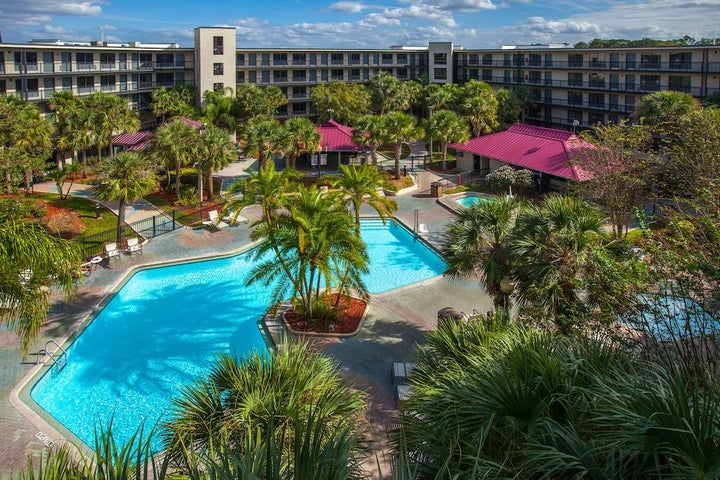 Quality Suites Royale Parc Suites in Kissimmee, Florida, USA