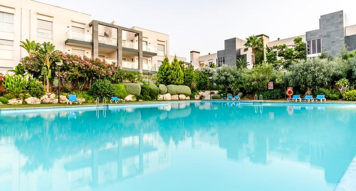 El plantio golf resort in alicante spain holidays from 208pp loveholidays for Swimming pool repairs costa blanca