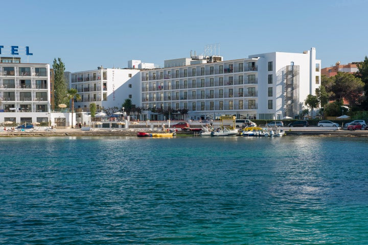 Hotel Playasol San Remo in San Antonio, Ibiza, Balearic Islands