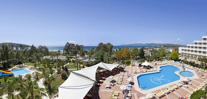 Richmond Ephesus Resort in Kusadasi, Aegean Coast, Turkey