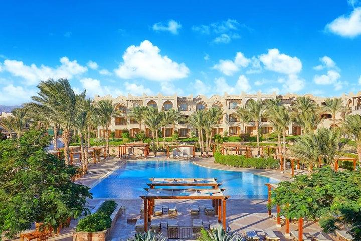 Jaz Makadi Star Resort And Spa in Makadi Bay, Red Sea, Egypt