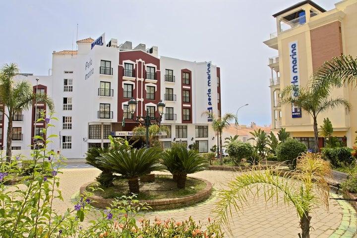 Perla Marina in Nerja, Costa del Sol, Spain