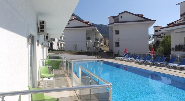 Sunshine Holiday Resort in Ovacik, Dalaman, Turkey