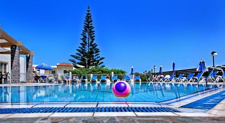 Villa Mare Monte Aparthotel in Malia, Crete, Greek Islands