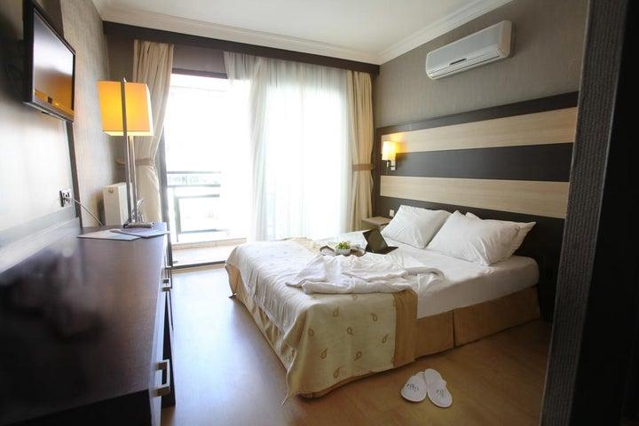Piril Hotel in Cesme, Aegean Coast, Turkey
