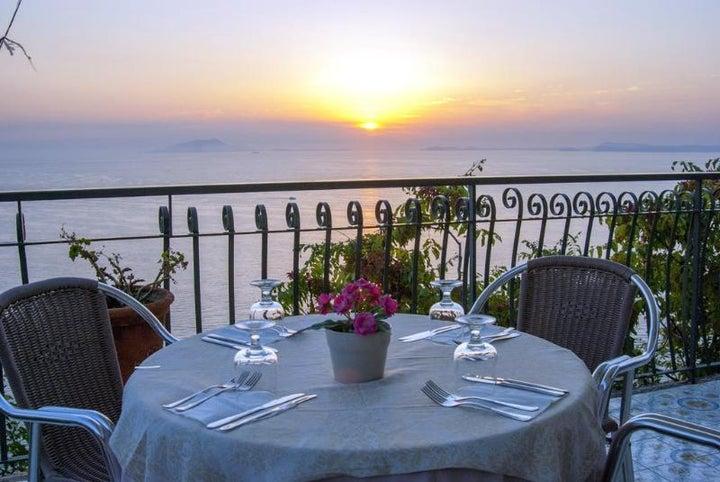 Villaggio Baia Serena in Vico Equense, Neapolitan Riviera, Italy
