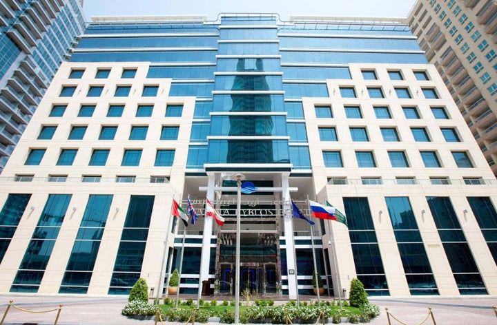 Marina Byblos Hotel in Dubai Marina, Dubai, United Arab Emirates