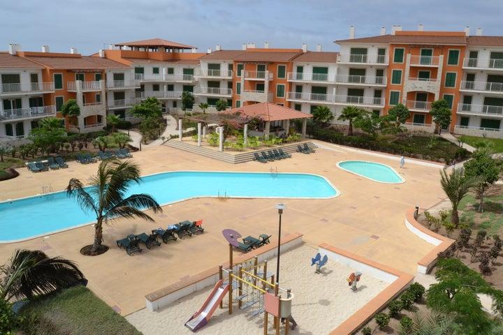 Agua Hotels Sal Vila Verde in Santa Maria (Cape Verde), Cape Verde Islands