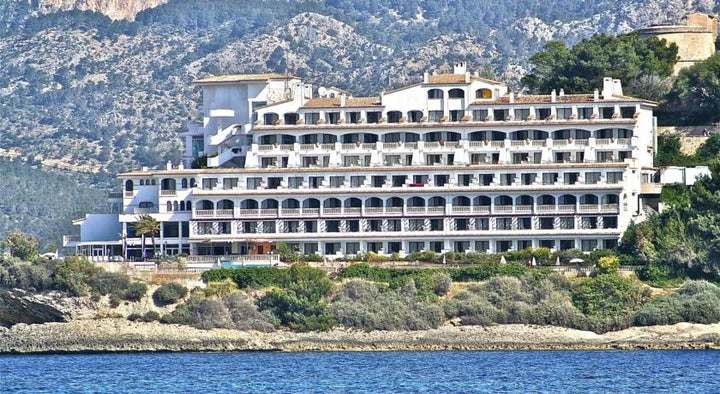 SENTIDO Punta Del Mar Hotel in Santa Ponsa, Majorca, Balearic Islands
