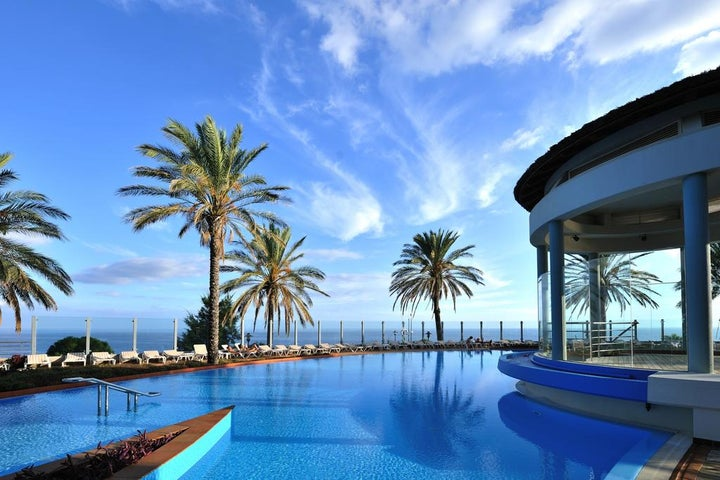 Pestana Grand Premium Ocean Resort in Funchal, Madeira, Portugal