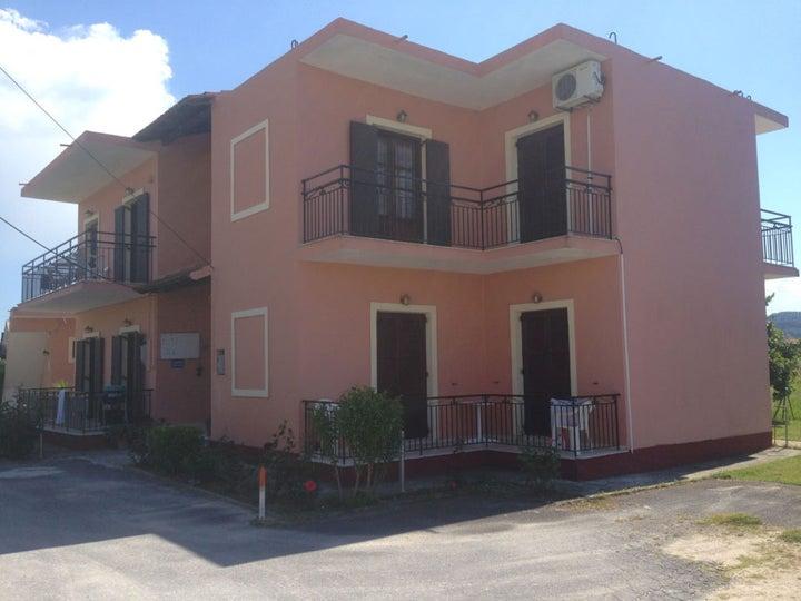 Kostas Apartments in Sidari, Corfu, Greek Islands