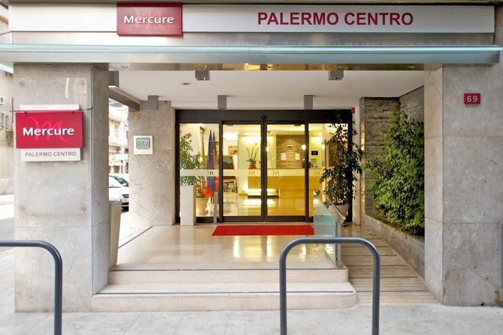 Mercure Palermo Centro in Palermo, Sicily, Italy