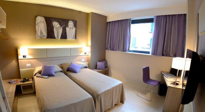 Hotel Cristina Napoli Image 14