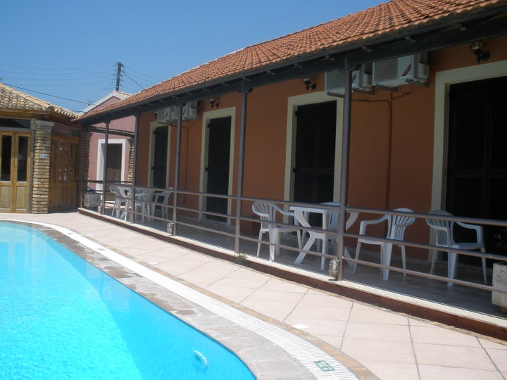 Sunflower Apartments Sidari in Sidari, Corfu, Greek Islands