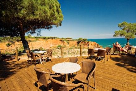 PortoBay Falesia Hotel in Albufeira, Algarve, Portugal