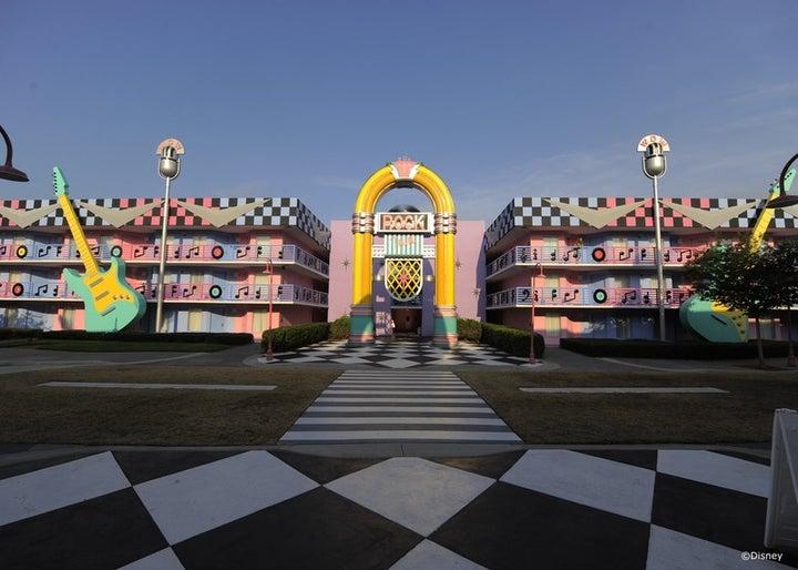 Disney's All Star Music Resort Image 7