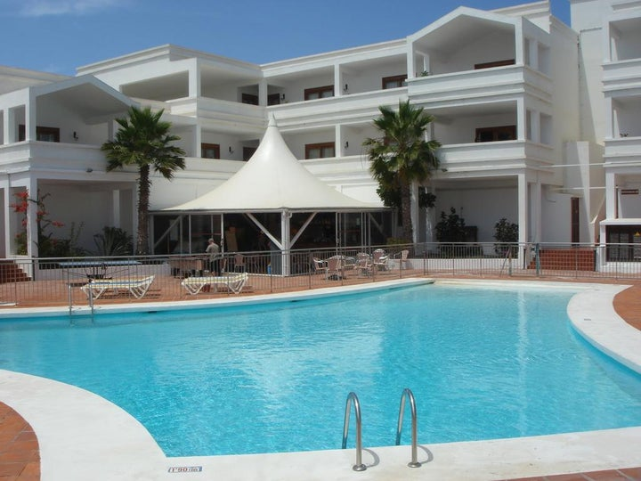 Oceano Apartments in Costa Teguise, Lanzarote, Canary Islands