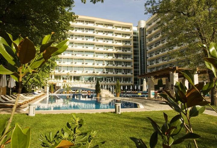 Grand Hotel Oasis in Sunny Beach, Bulgaria