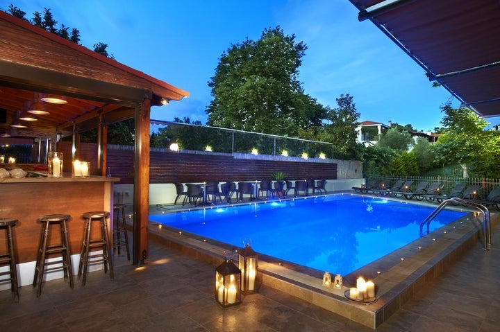 4 You Hotel Apartments , Halkidiki, Greece