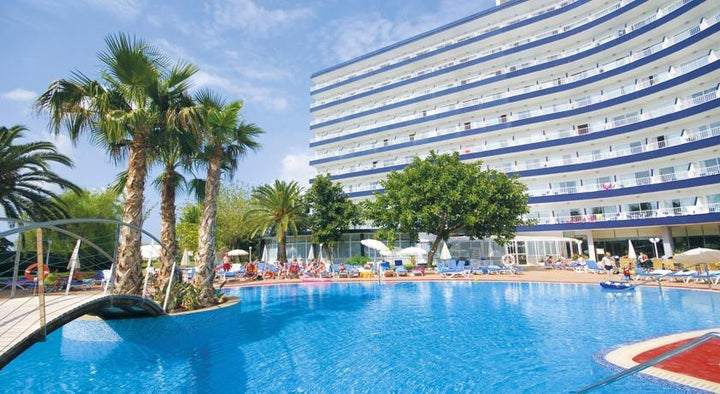 HSM Atlantic Park Hotel in Magaluf, Majorca, Balearic Islands